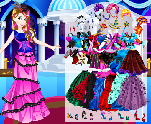 Princesse Cendrillon Dress Up