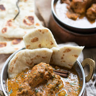 Curry Chicken With Almond Milk Recipes.