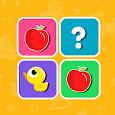 Memory Game for Kids - Preschool Learning Pictures