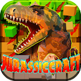 JurassicCraft: Free Block Build & Survival Craft apk