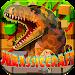 JurassicCraft: Free Block Build & Survival Craft icon