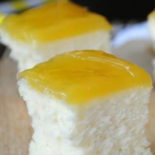 Slow Cooker Lemon Cream Cheese Bites