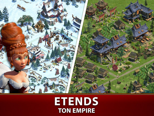 Code Triche Forge of Empires apk mod screenshots 5