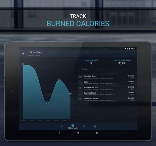 Home Workout - Fitness & Bodybuilding 1.2.6 Screenshots 13