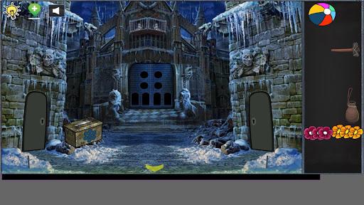 冬の夜のエスケープ