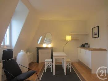 Studio meublé 25,83 m2