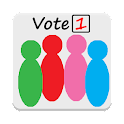 Vote 1 - Political Spectrum icon