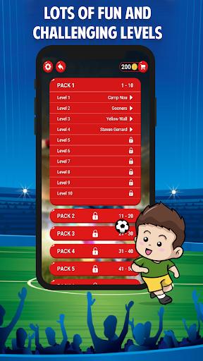 Football Team Names - Guess Soccer Logos Quiz android2mod screenshots 4