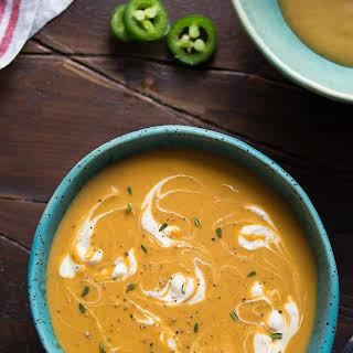 Caribbean Sweet Potato Soup.