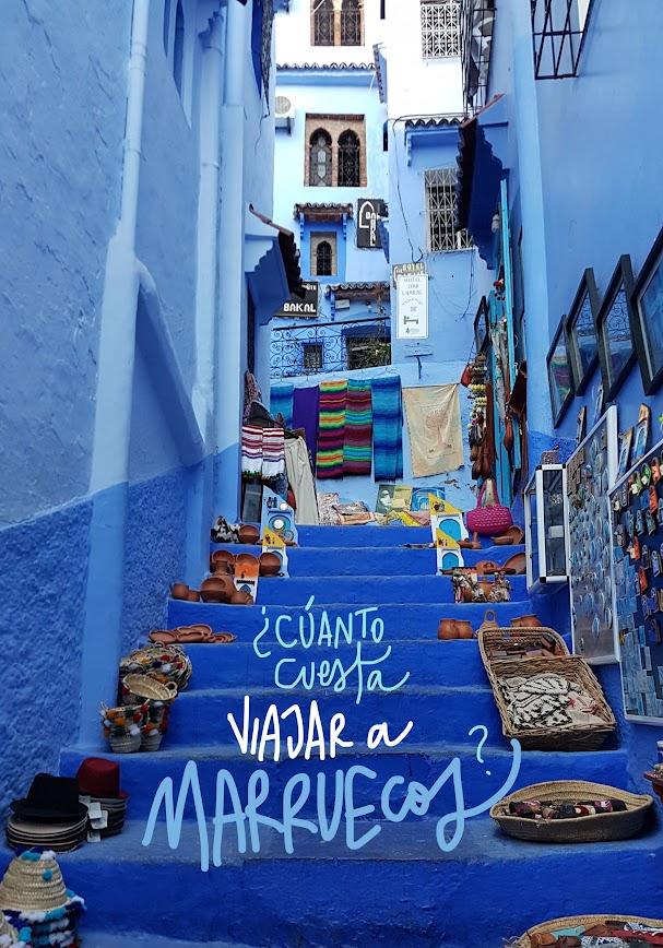 cuanto cuesta viaje Marruecos