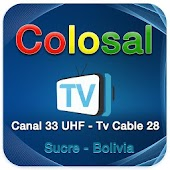 Colosal Tv Sucre