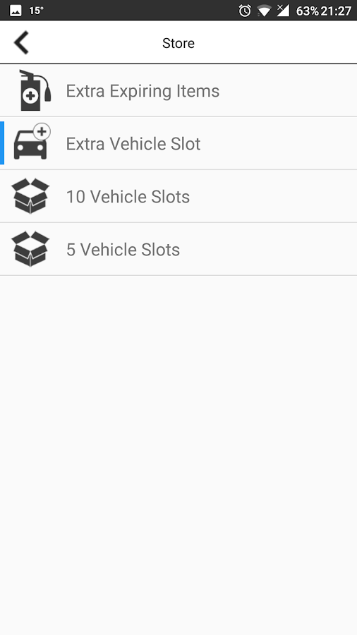 MyCar - Assistant- screenshot