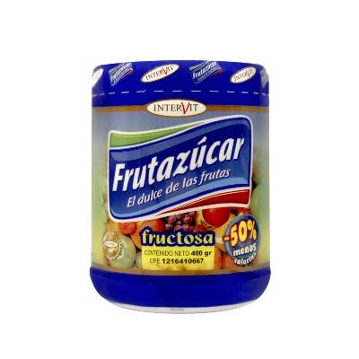 Edulcorante Frutazucar Intervit 400G