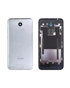 Honor 6A Back Cover Silver