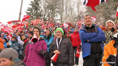 Photo: Nu hejar vi på Österrike.