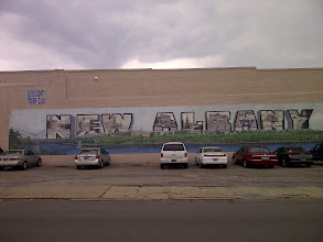 Photo: New Albany IN- mural-May 2012