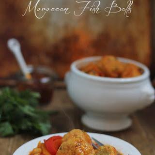 Moroccan Fish Balls