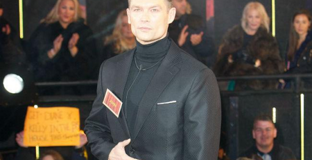 John Partridge reveals mother died with no money