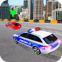 High Speed Police Car Chase: Crime Racer 2019 icon