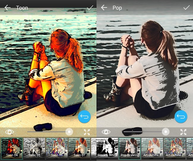Photo Editor - Pixerist FX Pro- screenshot thumbnail