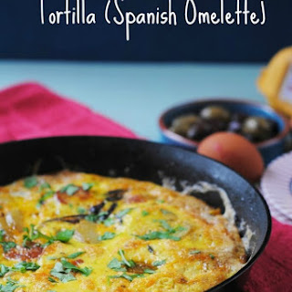 Healthy Spanish Omelette Recipes