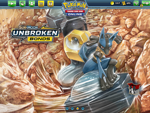 Pokémon TCG Online 2.63.0 screenshots 1