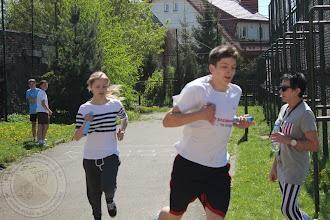 """Photo: Wiosenny """"Bieg po zdrowie"""""""