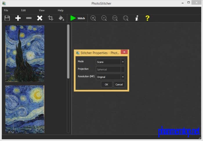 Teorex PhotoStitcher Free Download
