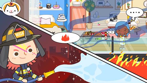 Miga Town: My Fire Station 1.2 screenshots 4