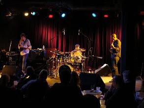 Photo: Allan Holdsworth, Chad Wackerman, Ernest Tibbs