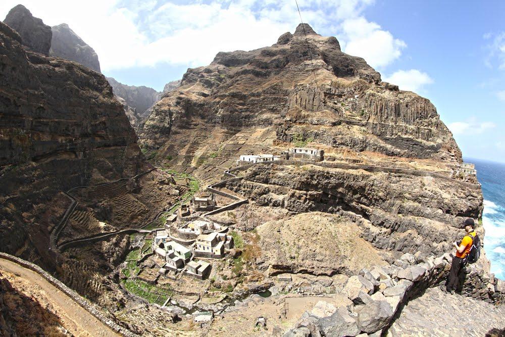 Trilho da Ponta do Sol à Cruzinha da Garça, Santo Antão | Cabo Verde
