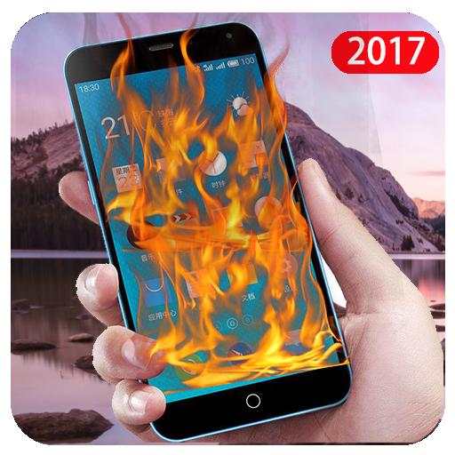Fire Screen Prank Plus