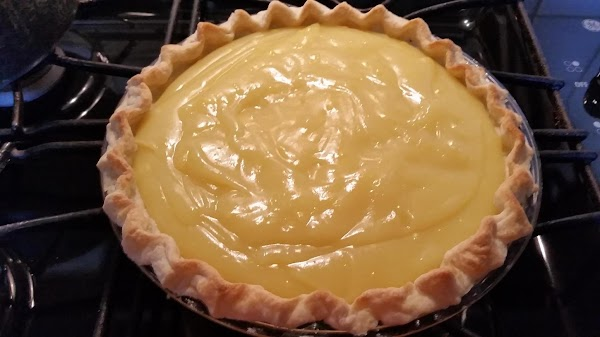My Pie Crust Made W/butter Not Bad For Us Crisco Recipe