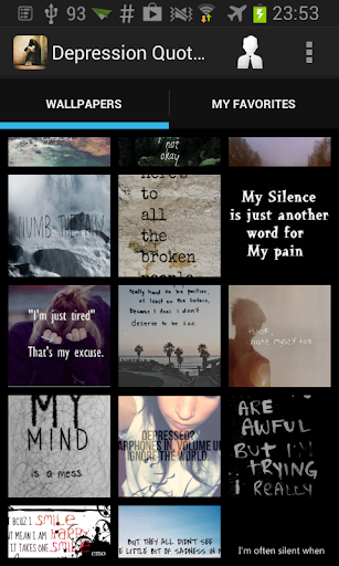Depression Quotes Wallpapers