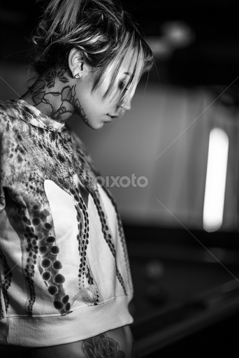 Topic very suicide girls black and white all charm!