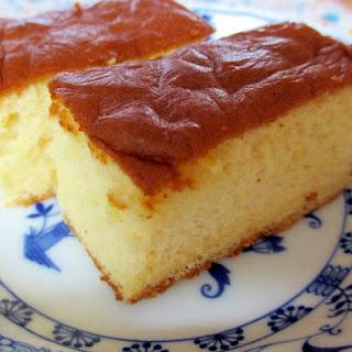 Castella (Sponge Cake)