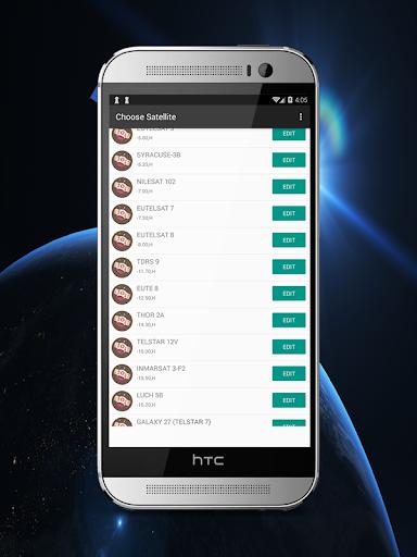Satellite Director Pro - Satellite Locator Pro 1.0 screenshots 2