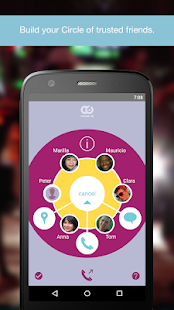 Circle of 6 Screenshot