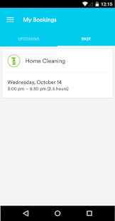 Handy - Book home services- screenshot thumbnail