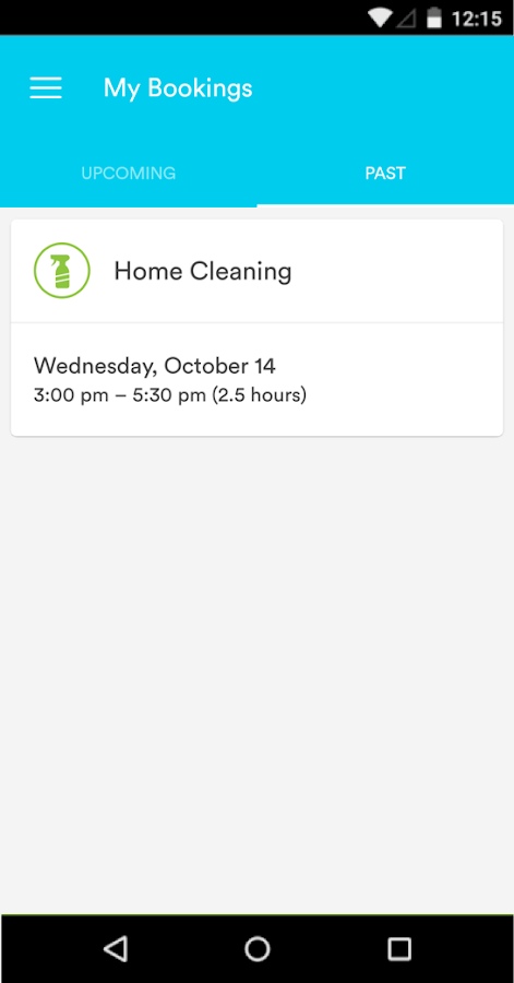Handy - Book home services- screenshot
