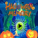 Halloween Memory game APK