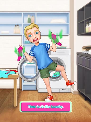 Siblings War - Cleaning Day 1.3 screenshots 5