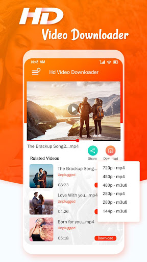 All Video Downloader 2019 - HD Videos Downloader App Report on