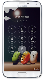 Passcode Lock Screen- screenshot thumbnail