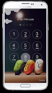 Passcode Lock Screen screenshot 04
