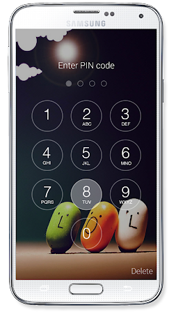 Passcode Lock Screen 3.2 screenshot 141553