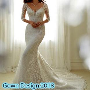 Designové šaty 2018 - náhled