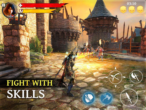 Iron Blade: Medieval Legends RPG 2.1.2m screenshots 18