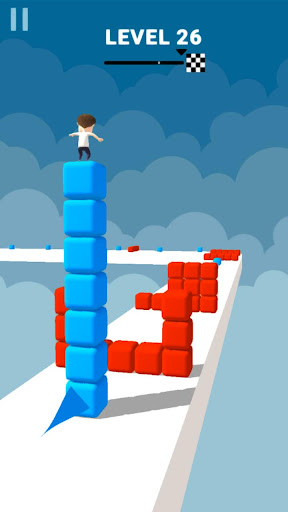Cube Tower Stack Surfer 3D - Race Free Games 2020 filehippodl screenshot 8