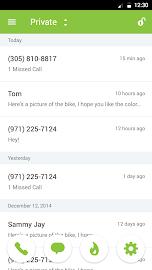 Burner - Smart Phone Numbers Screenshot 3